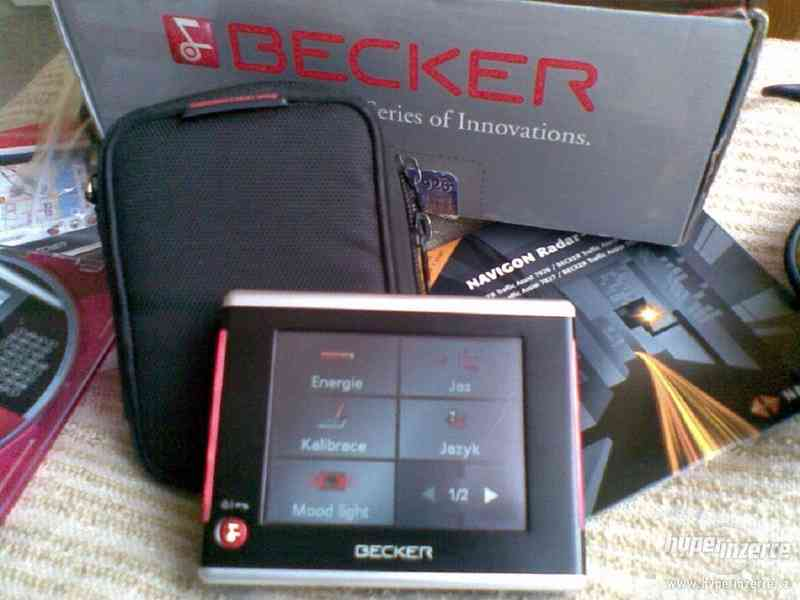 navigace becker 7926-2 - foto 1