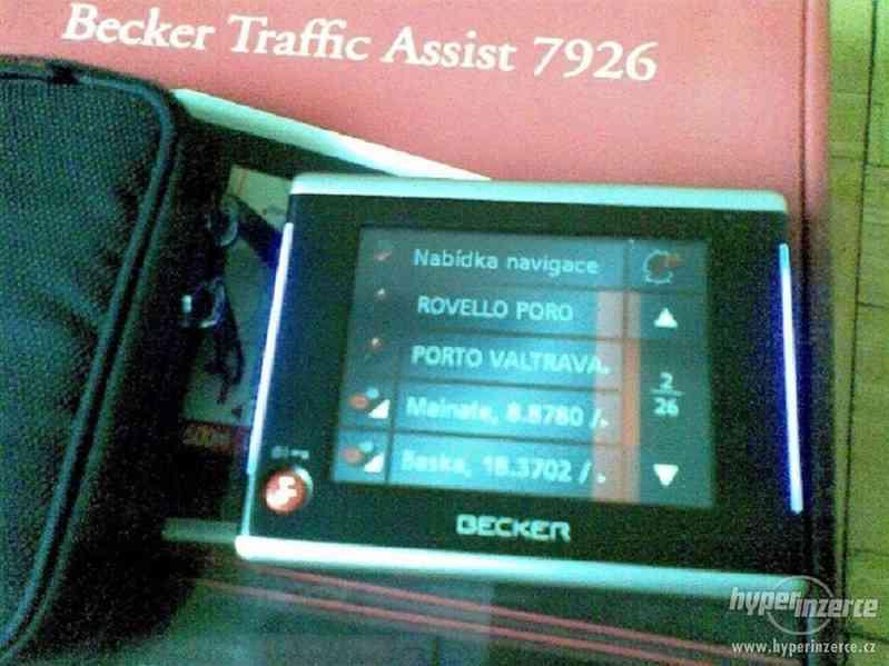 navigace becker 7926-2 - foto 5