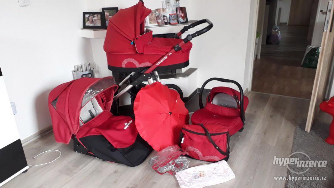 Kočárek trojkombinace Baby design - foto 1