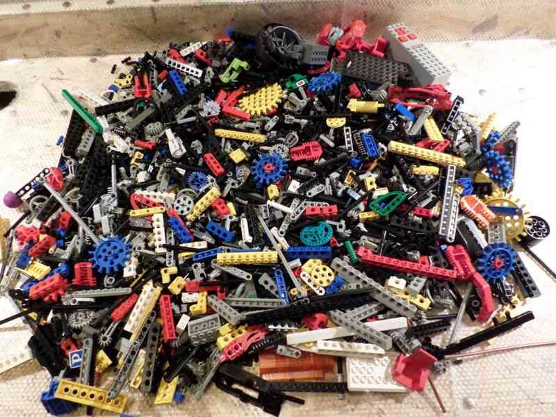 Lego Technic mix