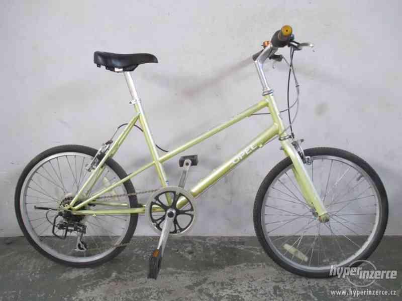 Retro city bike - 1614A