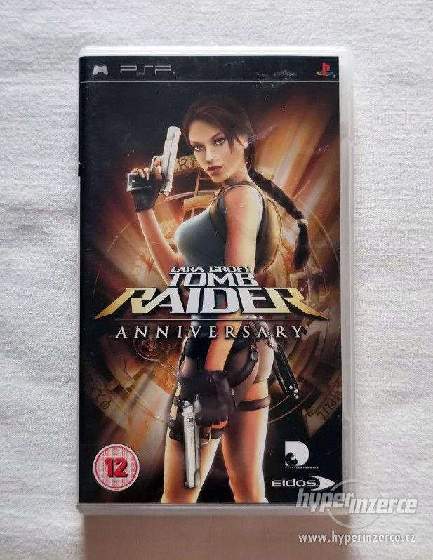 PSP - Lara Croft Tomb Raider Anniversary - foto 1