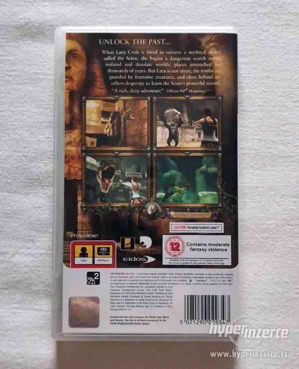 PSP - Lara Croft Tomb Raider Anniversary - foto 3