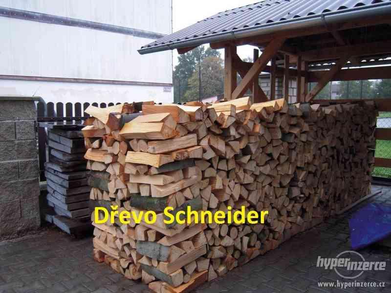 Prodej palivovéh dřeva Příbramsko