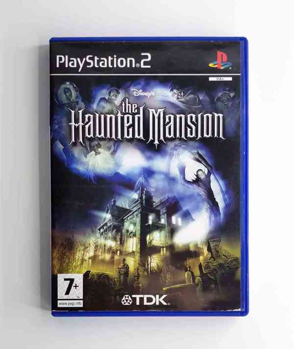 PS2 - The Haunted Mansion