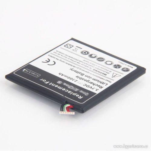 HTC One X displej + dotyková vrstva + baterie 2300mA