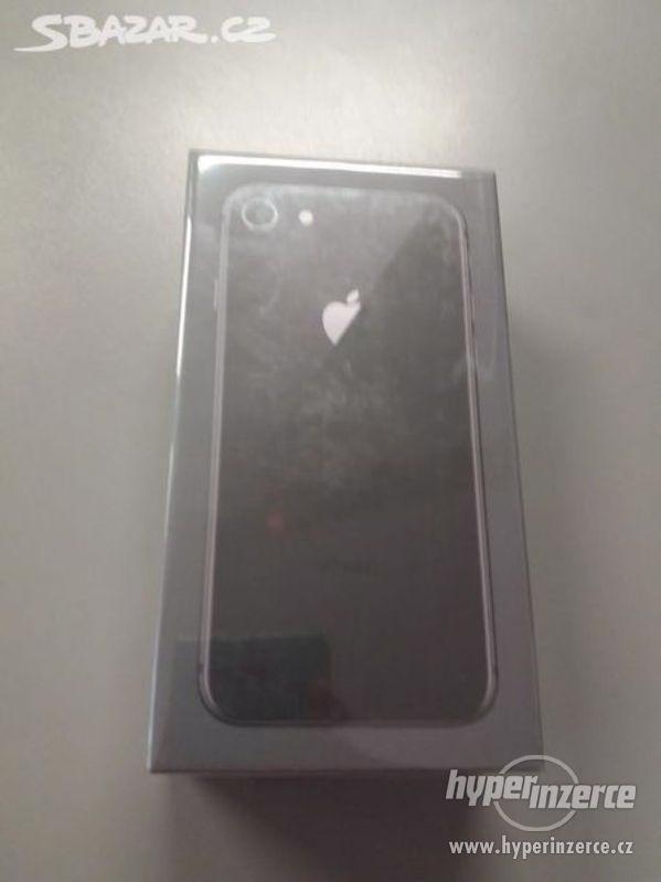 Prodám nový Apple iPhone 8 64GB Space Gray