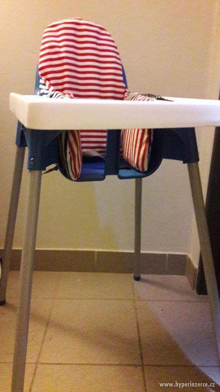 Dětská jídelní stolička