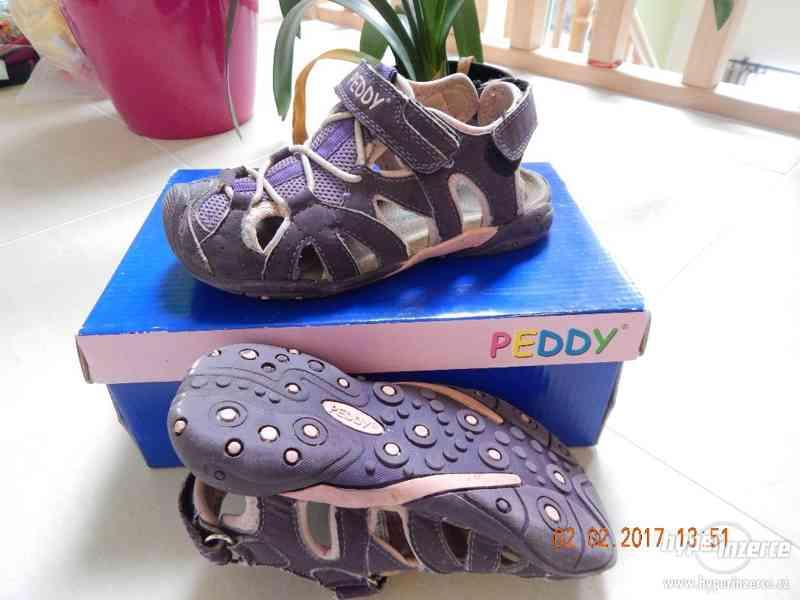 Dívčí sandále PEDDY, vel.22