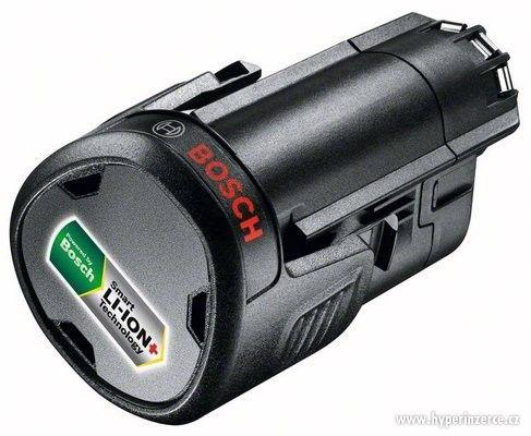 10,8 V / 1,3 Ah hobby Bosch Lithium-iontový akumulátor - foto 1