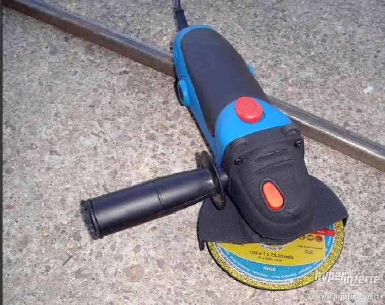 Úhlová bruska 1300W 125MM - foto 1