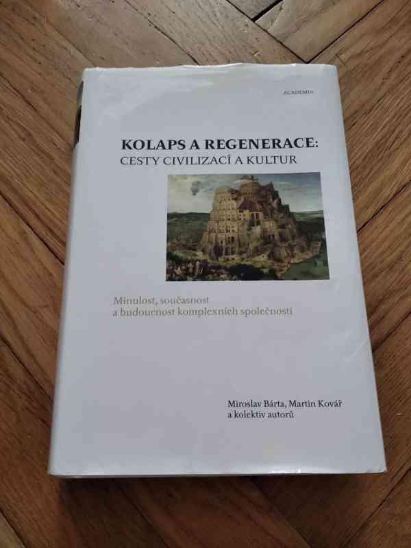 Kolaps a regenerace Cesty civilizací a kultur RARE