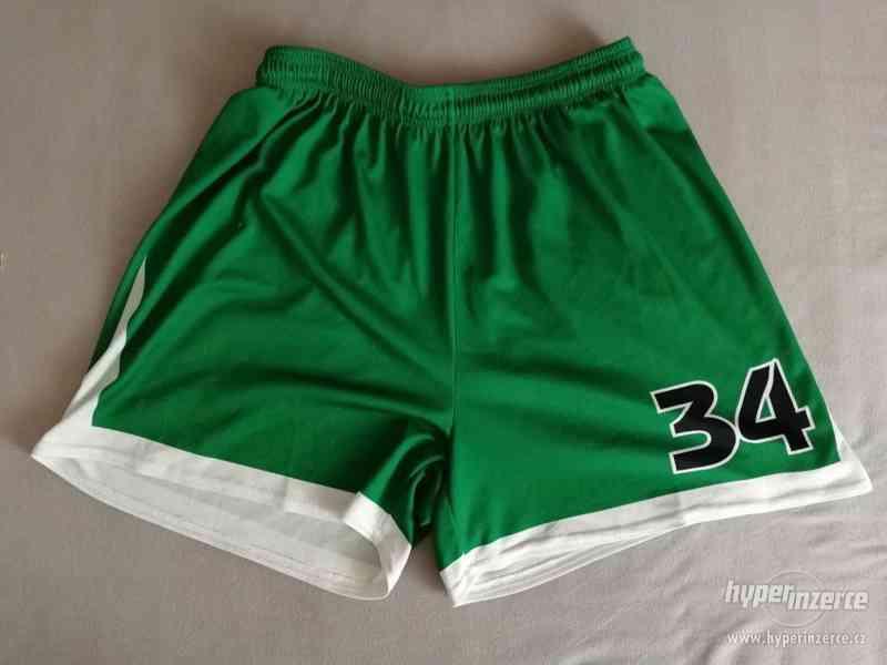 2x dětské sportovní šortky - foto 1