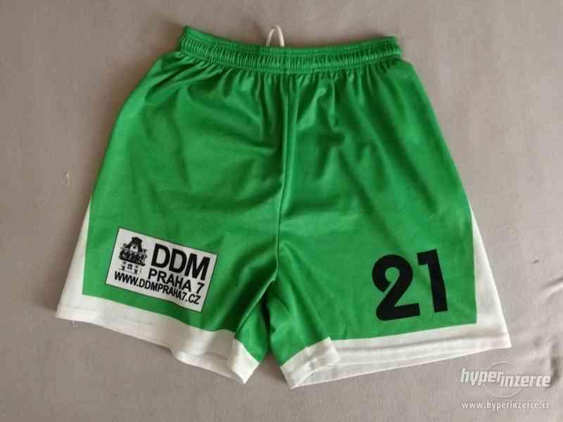 2x dětské sportovní šortky - foto 3