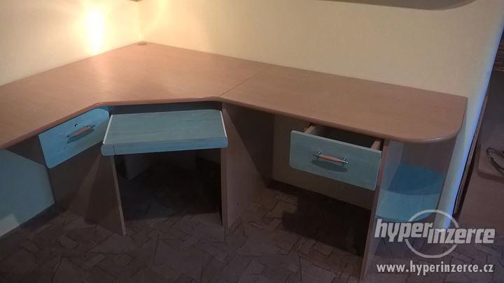 Psací stůl (dvojitý)