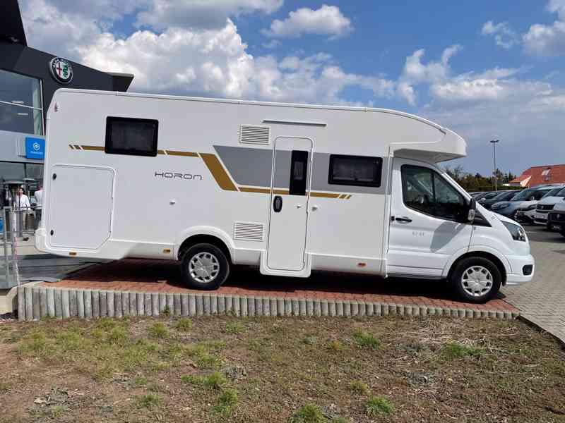 Pronajmu karavan - FORD (2021) Nový - foto 5