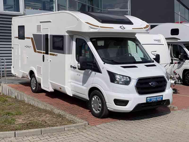 Pronajmu karavan - FORD (2021) Nový