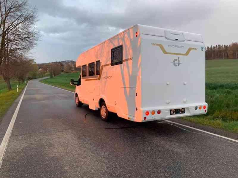Pronajmu karavan - FORD (2021) Nový - foto 15