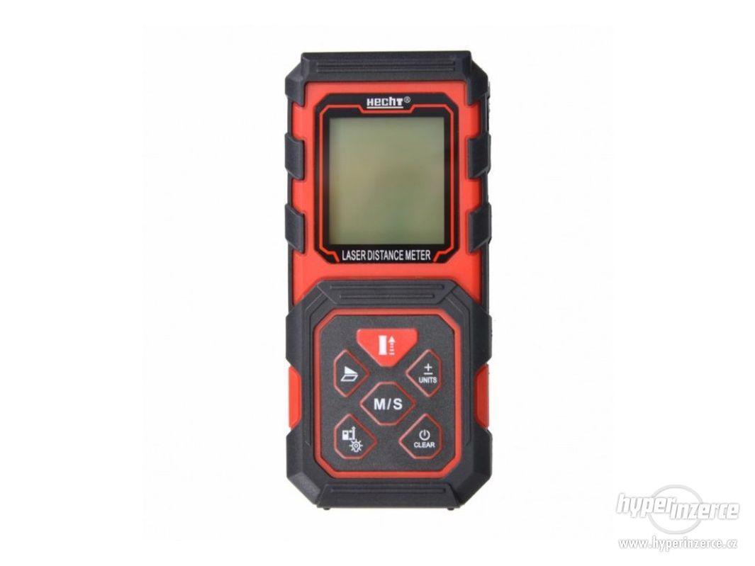 HECHT 2006 - laserový měřič vzdálenosti - foto 1