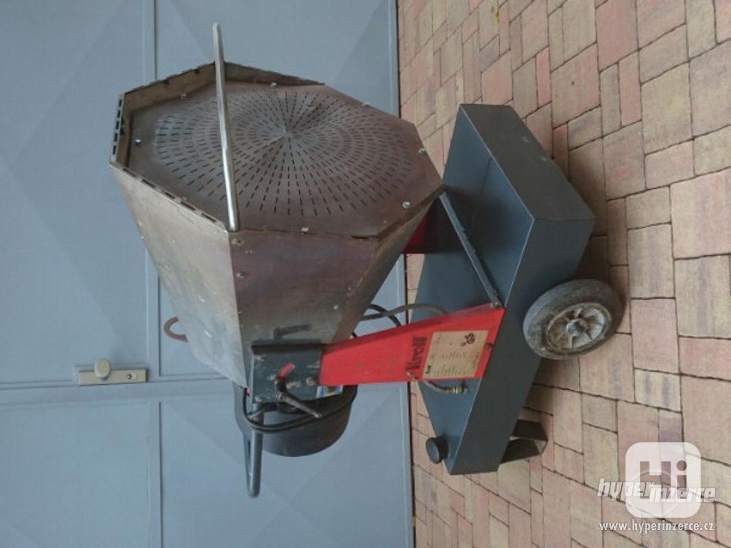 topidlo mobilní KROLL IR33 infra (naftové) - foto 1