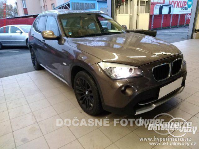 BMW X1 2.0, nafta, RV 2011, navigace, kůže