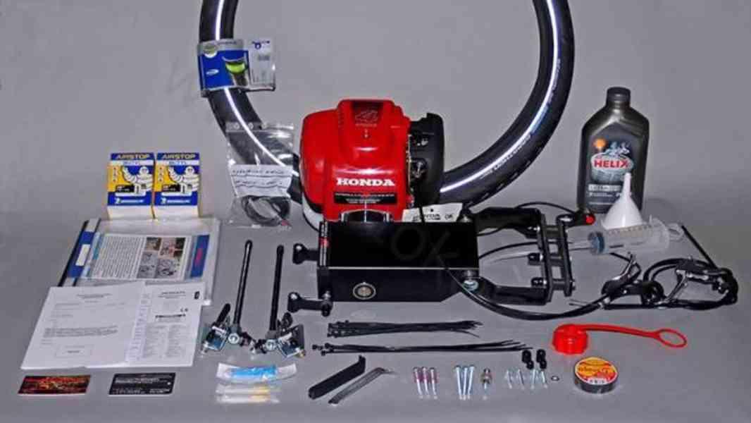 Přestavby jízdních kol na elektrokola - foto 4