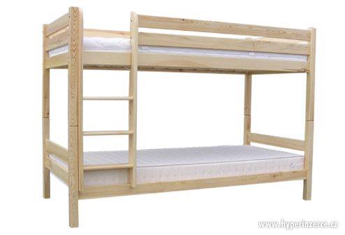postel PATROVÁ DUPLO 90x200 cm