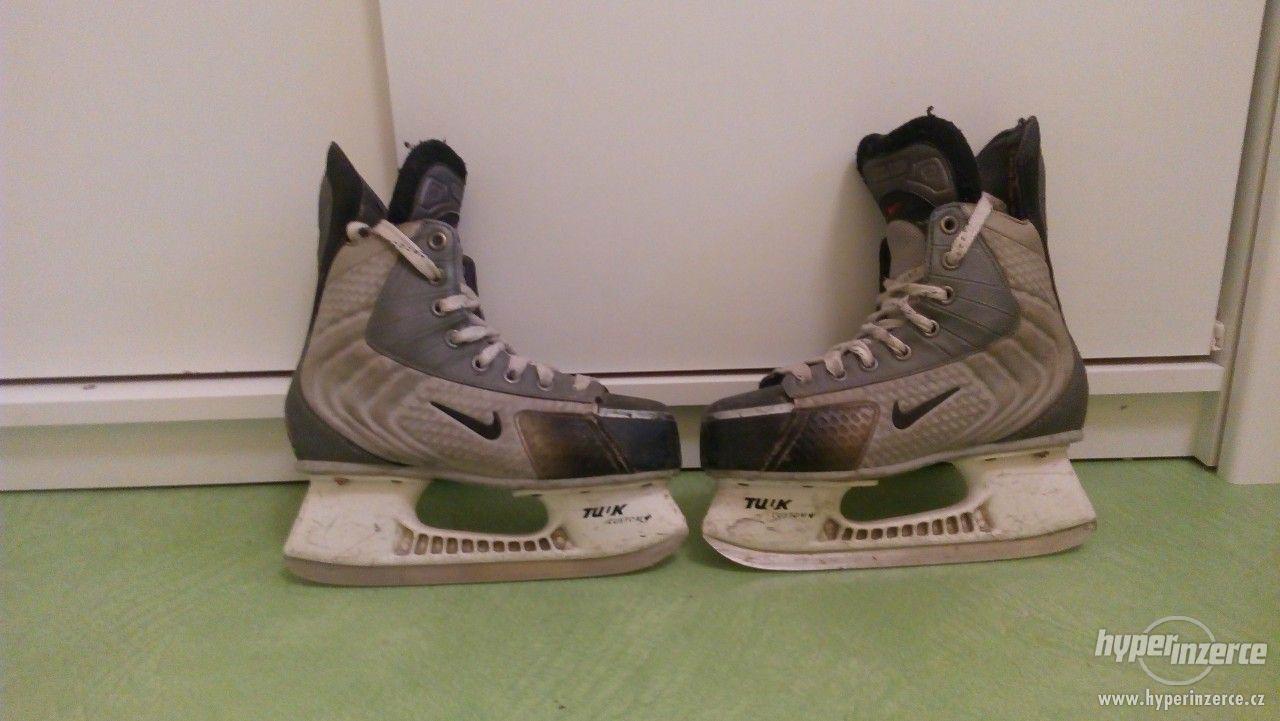 Dětské Hokejové Brusle vel. 36,5 - foto 1