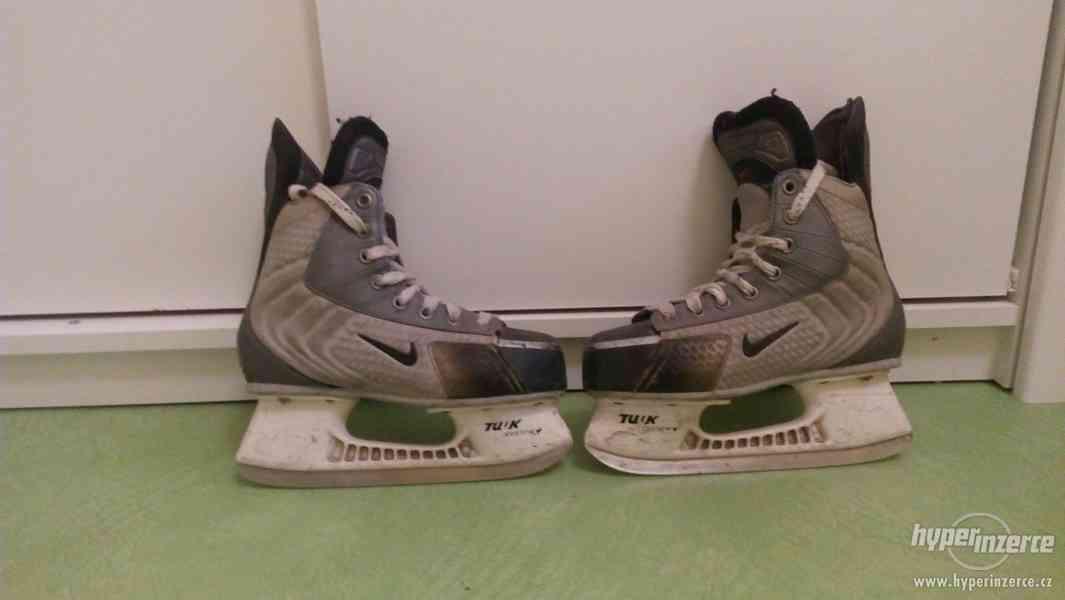 Dětské Hokejové Brusle vel. 36,5