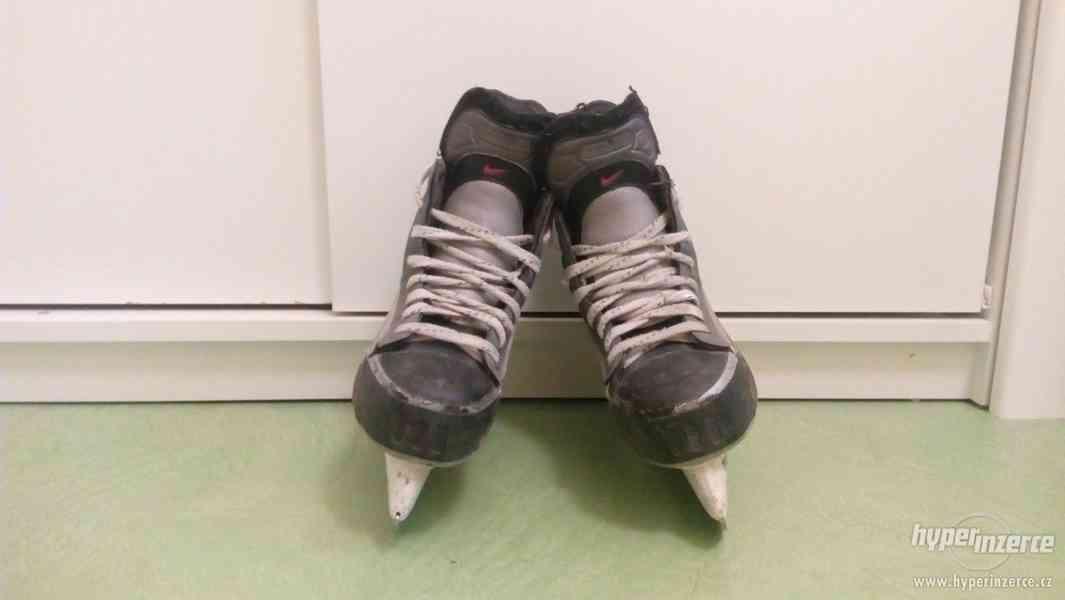 Dětské Hokejové Brusle vel. 36,5 - foto 3