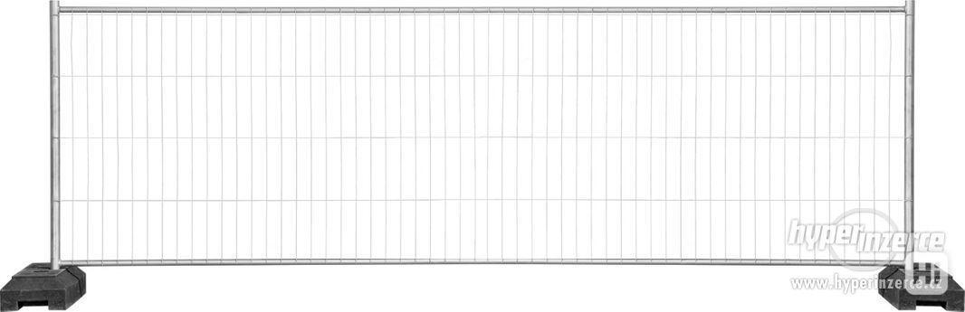 Mobilní stavební ploty 3,5m x 1,2m - WYROBCE Pletiva!