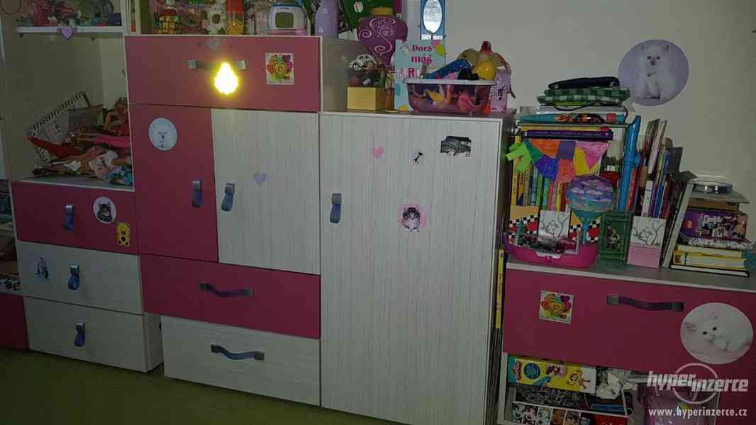 Prodám nábytek do detského pokoja - foto 2