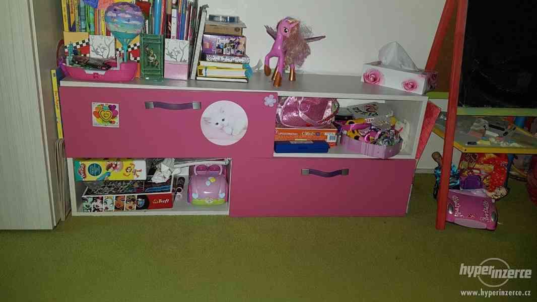 Prodám nábytek do detského pokoja - foto 3