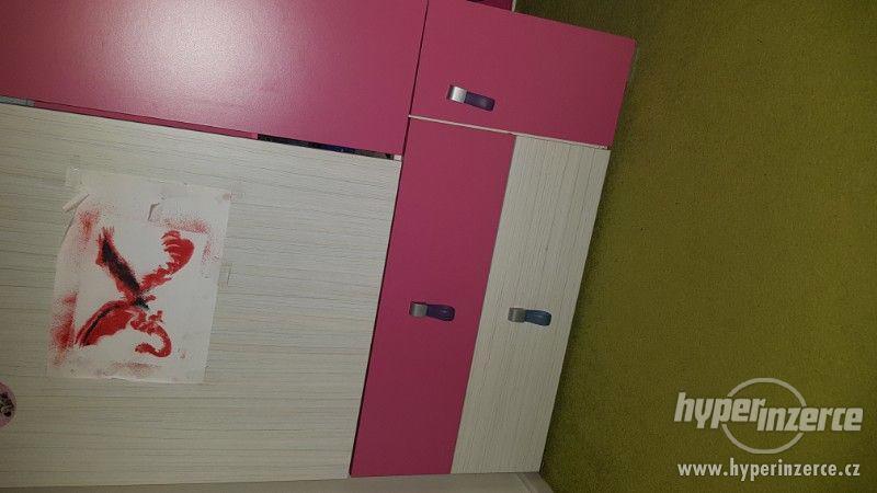 Prodám nábytek do detského pokoja - foto 6