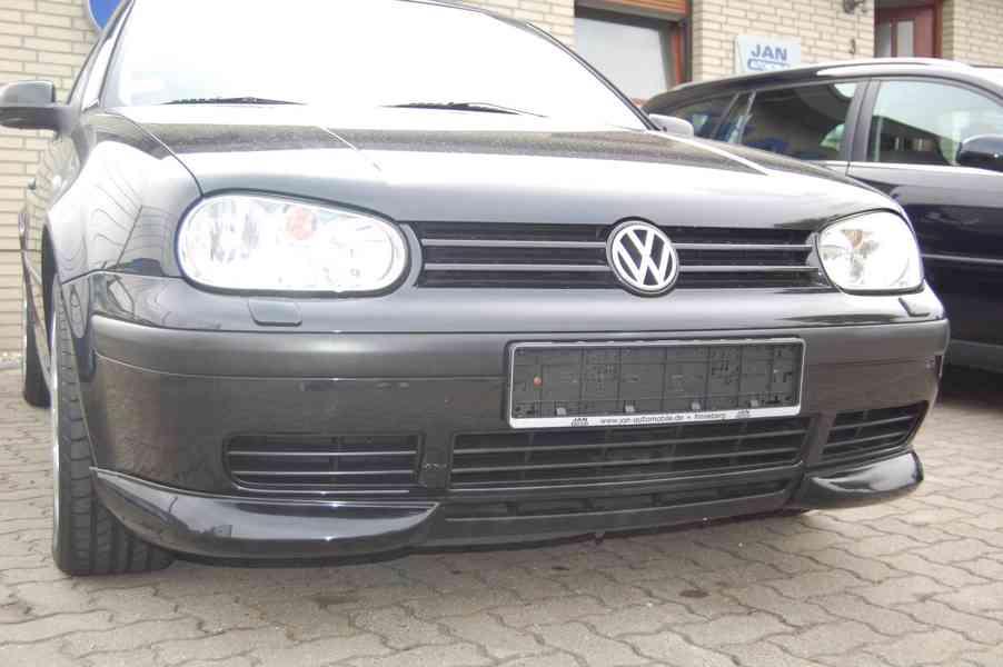 GTI VW Golf 4 podspoiler naraznik prahy