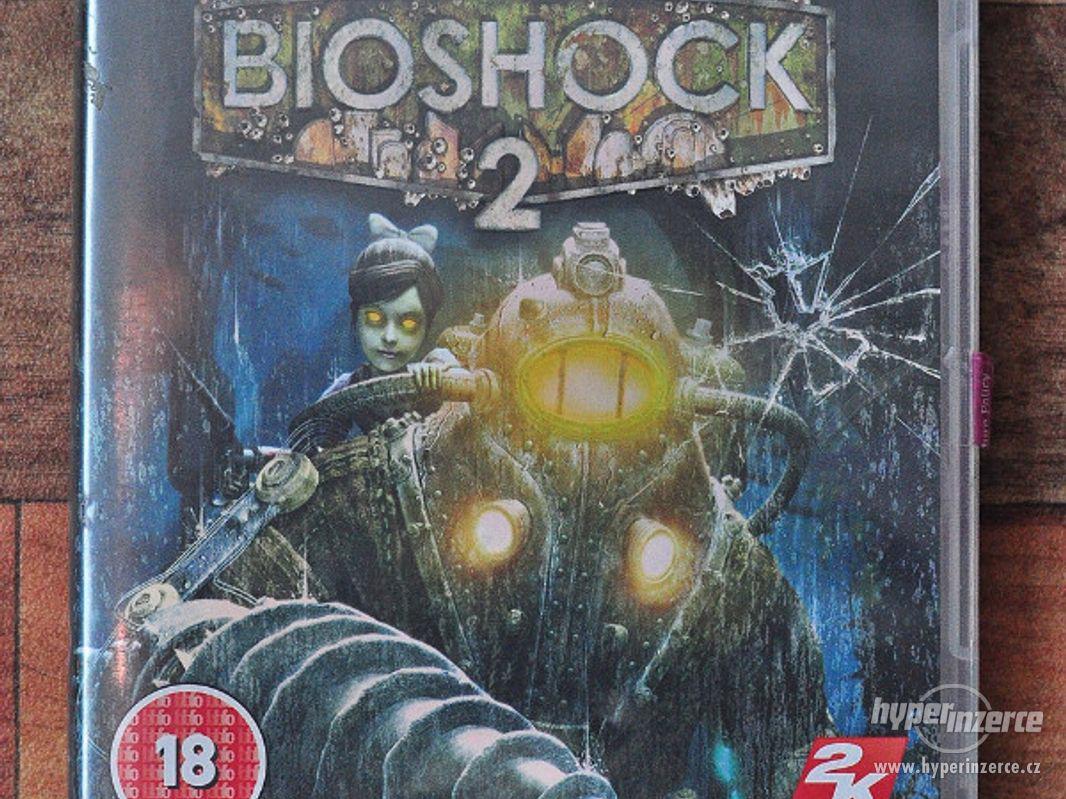 hra BioShock 2 na PS3 - foto 1