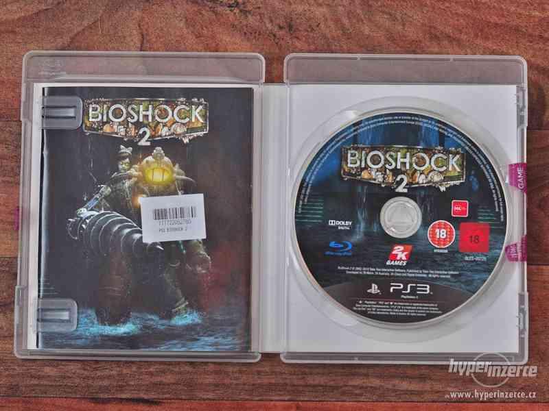 hra BioShock 2 na PS3 - foto 2