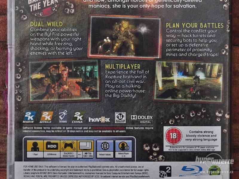 hra BioShock 2 na PS3 - foto 3