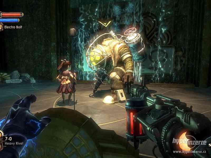 hra BioShock 2 na PS3 - foto 4