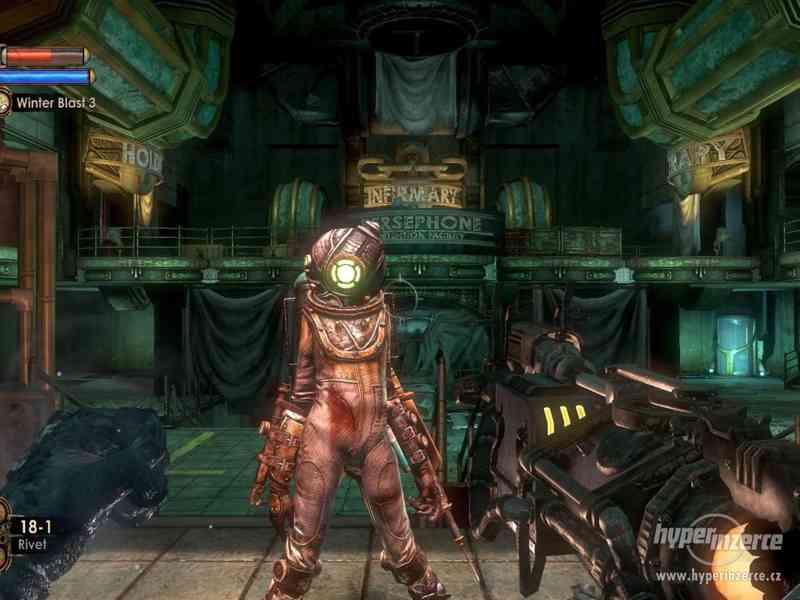 hra BioShock 2 na PS3 - foto 5