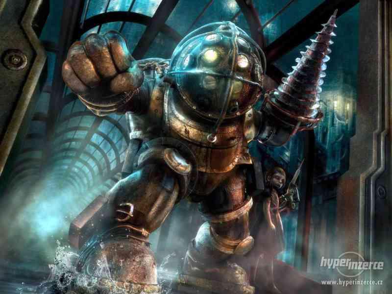 hra BioShock 2 na PS3 - foto 6