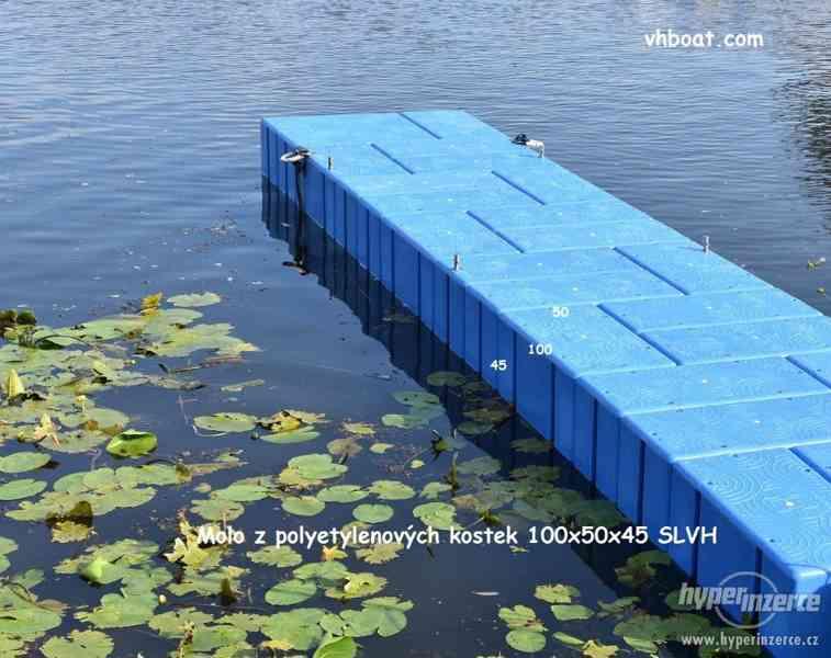 Plastové molo SLVH - foto 3