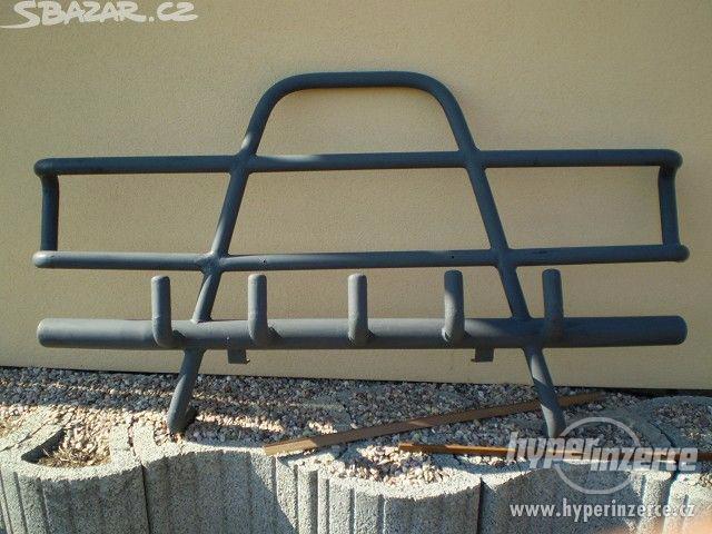 Prodám přední ochranný rám ocel