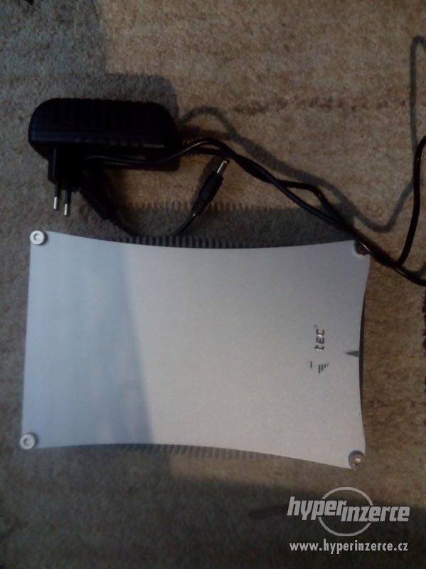 Klec pro spuštění HDD