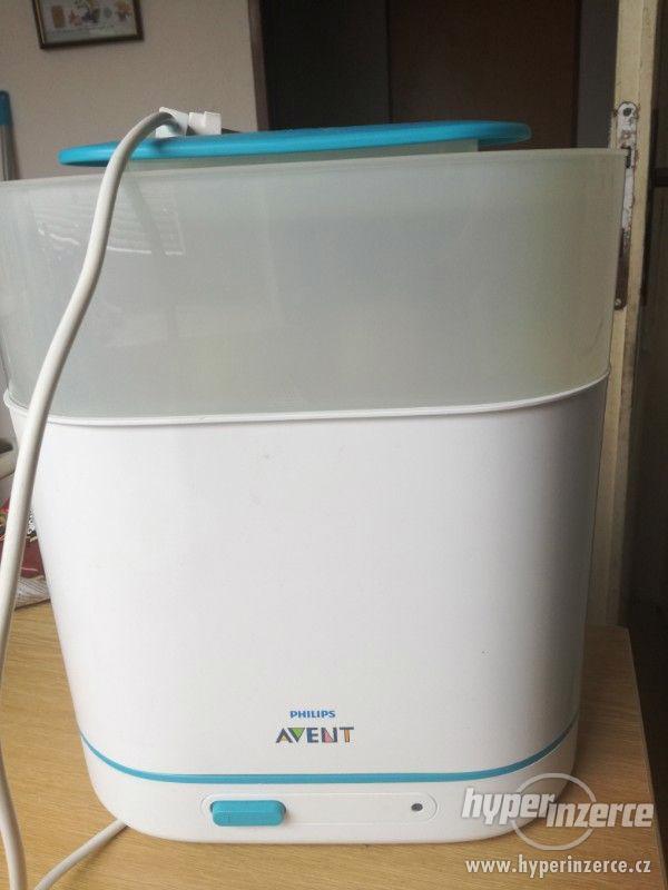 Prodám parní sterilizátor Avent