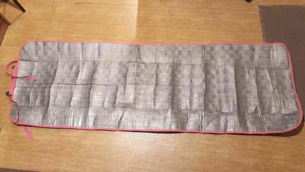 Alumatka - turistická matrace - foto 2