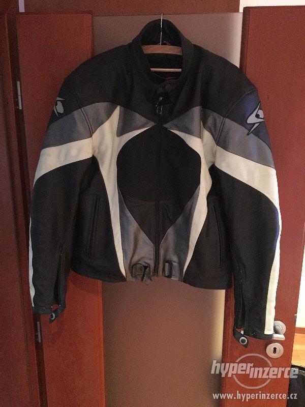 Pánská kožená bunda Spyke