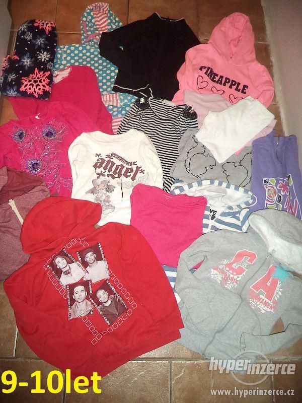 Prodám sety dětského oblečení
