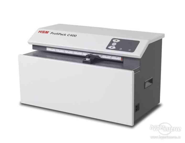 Skartovací stroj - výrobník výplňového materiálu - foto 1
