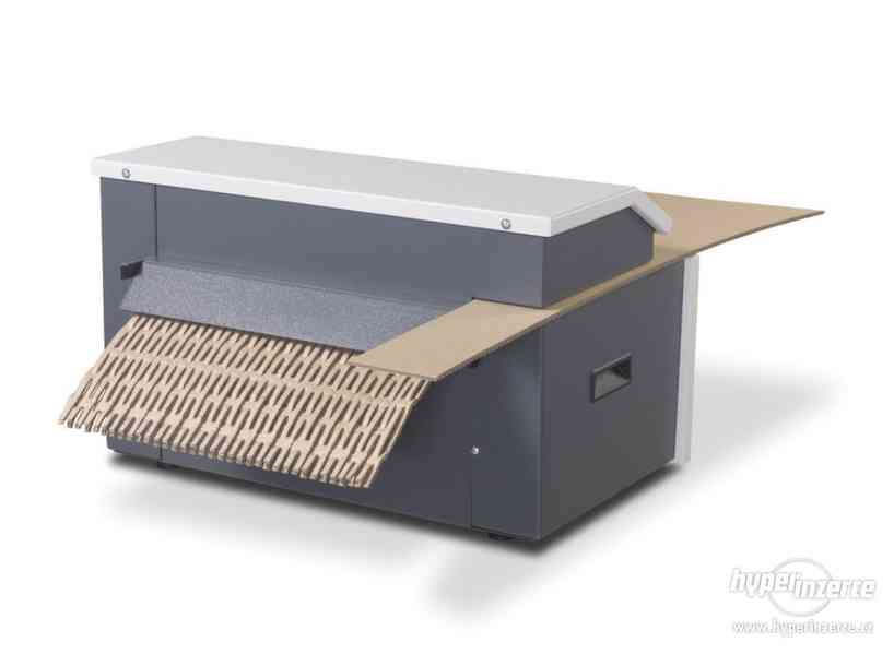 Skartovací stroj - výrobník výplňového materiálu - foto 2